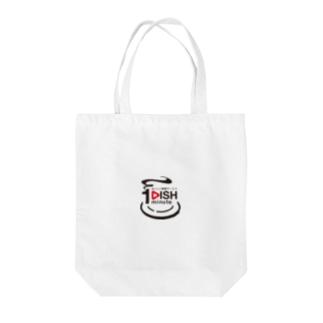 コレデ オンラインショップの1DISH1minute Tote Bag