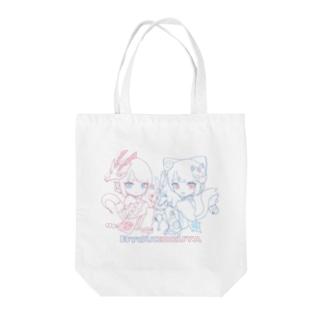 貓國屋 とぉとばっく Tote bags