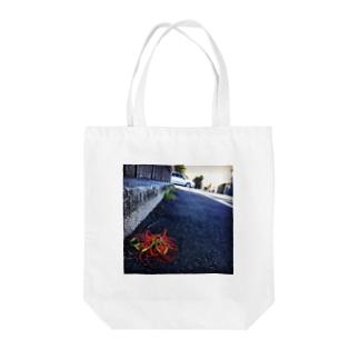 ヒガンバナ Tote Bag