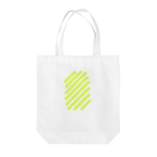 suzuri_fullgraphicT-template-XL_slash_lime_yellow_ Tote bags