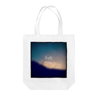 Empty storage 〜空置き場〜 Tote bags