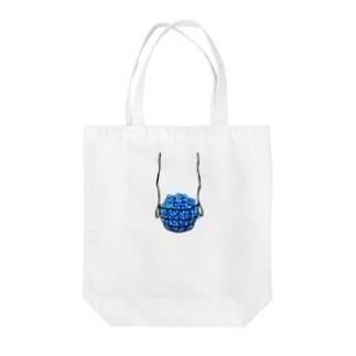 ネモフィラ* Tote bags