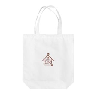 コレデ オンラインショップのLITTLE LOG Tote Bag