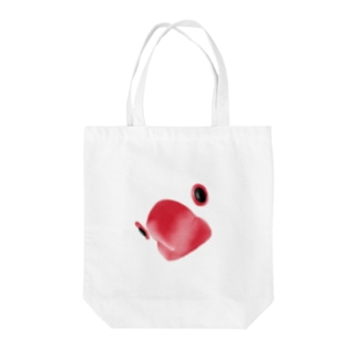 クローズアップ文鳥 Tote bags