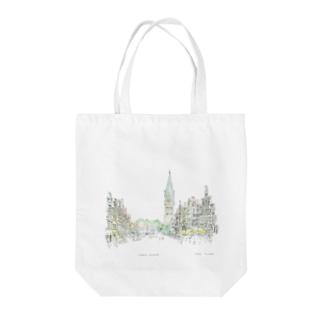 旅トート  リューネブルク Tote bags