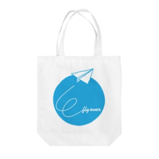 Fly over Tote bags