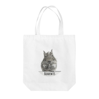 Rodents デグー  Tote Bag