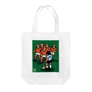 永遠の10番 Tote bags