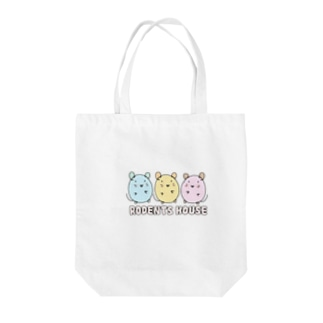 RODENTS HOUSE  Tote Bag