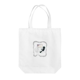 ネルノダイスキさんの Tote bags