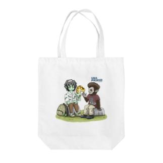 UMAフレンド (日本編) Tote bags