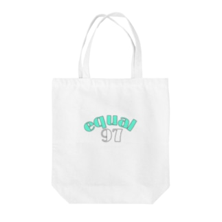 equalオリジナルバッグ01 Tote bags