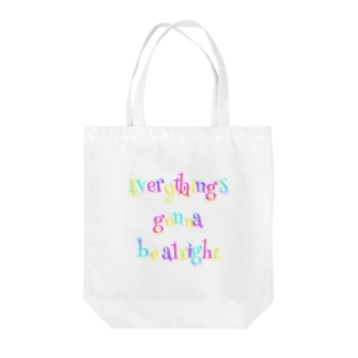 alright Tote bags