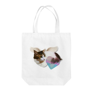 my angel-4 special filter Tote bags