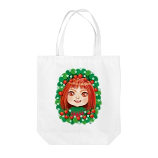 苺娘 Tote bags