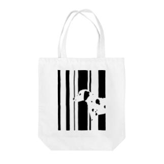 ダルメシアン Tote Bag