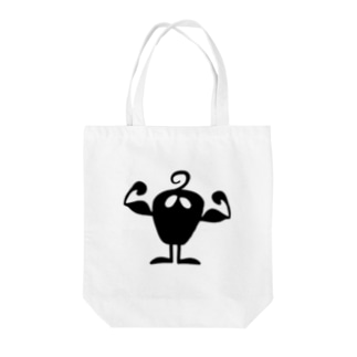 BadaBada - Friends from the Shadows (強い) Tote bags
