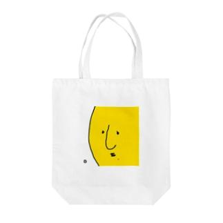 KOZIちゃん Tote bags