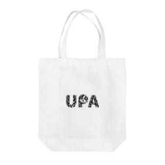 ピースボートUPA国際協力プロジェクトのUPA botanical Tote bags