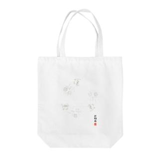 【金魚】花房頂天眼~巴~ Tote bags