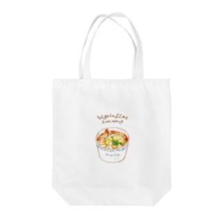 トムヤンクン Tote bags