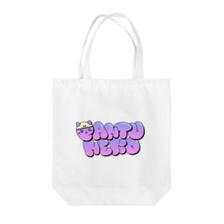 PANTU NEKOトート Tote bags