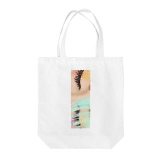 赤いくちびる💋(縦) Tote bags