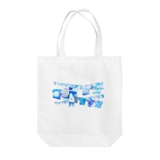 Daytime Shirt Tote bags
