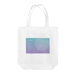 宇宙ドリンクメニューシリーズ Tote bags