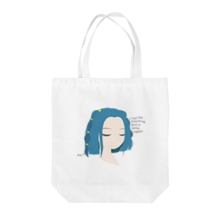 Any.T Tote bags