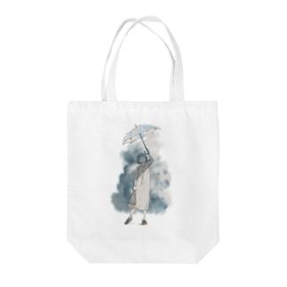 サマー_b Tote bags