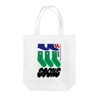 ソックス Tote bags
