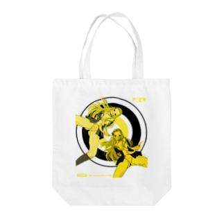 YOU PERV 006 レトロポップ 学園 クラッシュレモンゼリースカッシュ Tote bags