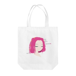 Any.T-2 Tote bags