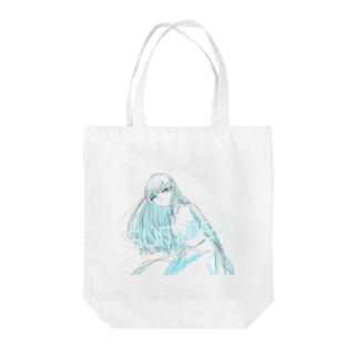 SUMMER・ガール Tote Bag