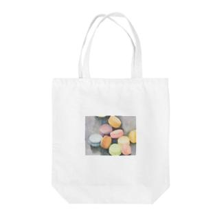 パステルマカロン Tote Bag