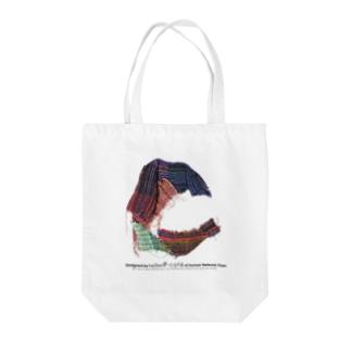 アルファベットC Tote Bag