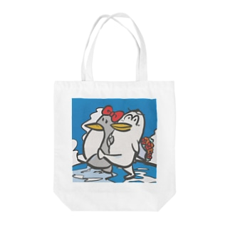 うきうきデート Tote Bag