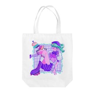ららら アメリカンダイナー Tote Bag