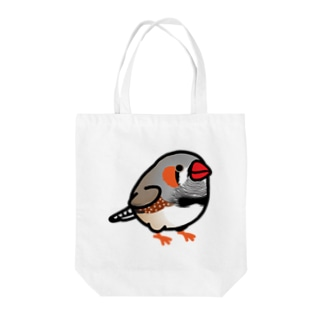 Chubby Bird キンカチョウ Tote Bag