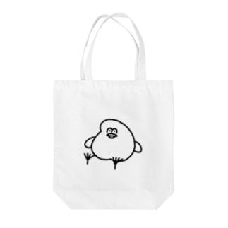 とりもち Tote bags