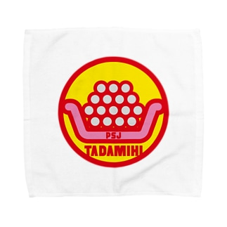 パ紋No.3207 TADAMICHI  Towel handkerchiefs