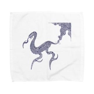 The Hounds of Tindalos Towel handkerchiefs