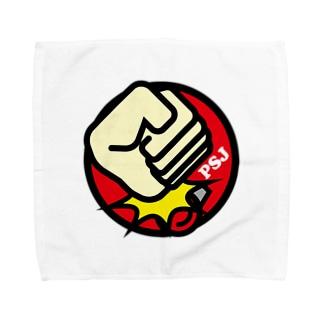 パ紋No.3213 PSJ Towel handkerchiefs