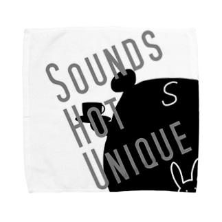 SoundHotUnique タオルハンカチ