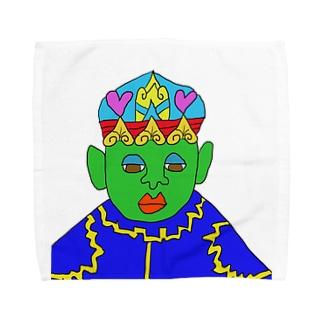 JUNSEN(純仙)ハッドリー・ハビランセ Towel handkerchiefs