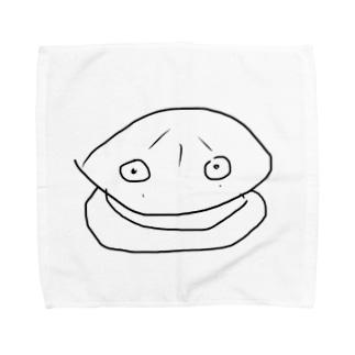 ヤバい貝 Towel handkerchiefs