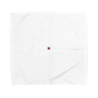 テントウ虫★もどき Towel handkerchiefs