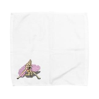 レヴェランス Towel handkerchiefs
