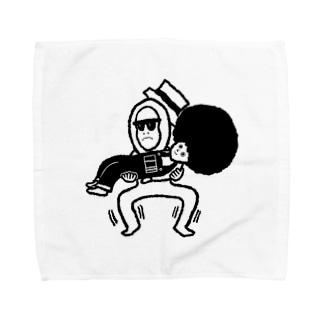 忍耐 Towel handkerchiefs